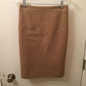 Pencil Skirt - J. Crew